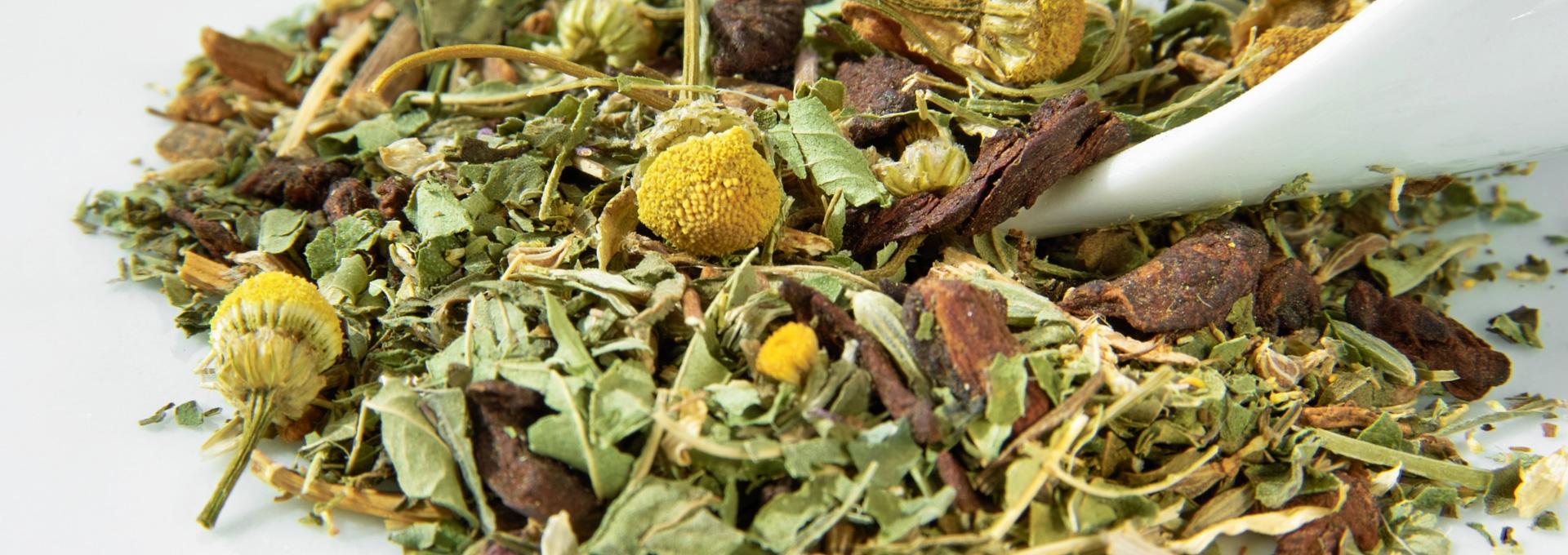 Teemischung - Tee mischen Onlineshop